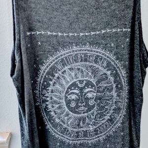 Rue 21 Relaxed Tank Top